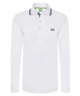 POLO TRIKO LONG SL. HUGO BOSS