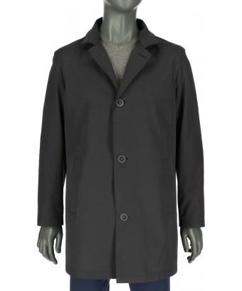 REPABLO modročerný kabát