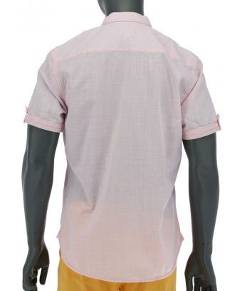 REPABLO  starorůžová letní košile