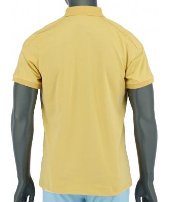 REPABLO  žluté polo triko