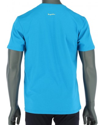 REPABLO modré triko s nápisem Baech Club