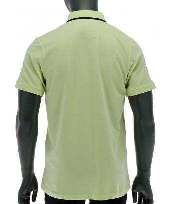 REPABLO  žluté polo triko s logem R.P.B