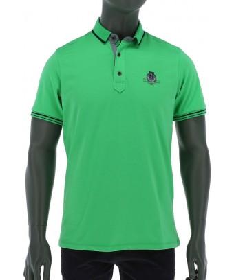 REPABLO zelené polo triko ... d7a66a5f47