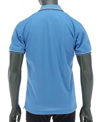REPABLO modré polo triko