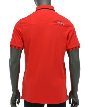 REPABLO červené polo triko