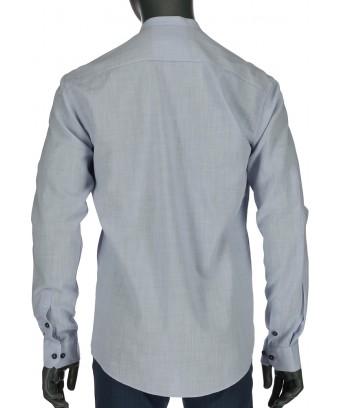 ... REPABLO svetle modrá košile s nížším límečkem 72d1395f7c
