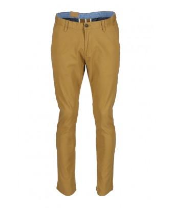 REPABLO medově žluté kalhoty