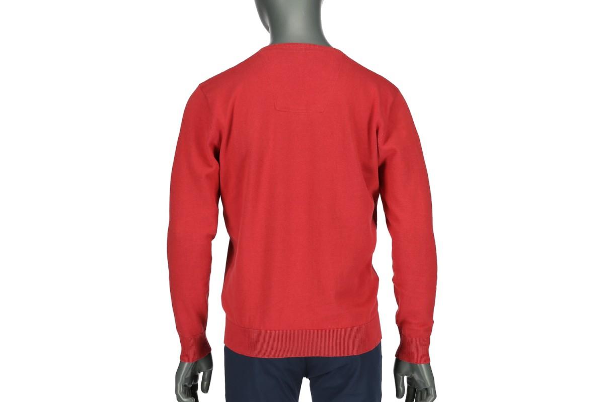 REPABLO červený svetr do véčka REPABLO červený svetr do véčka ... 60a22134c4